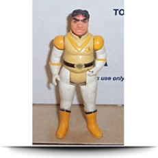 Save 1984 Hunk Action Figure