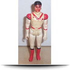 Save 1984 Voltron Keith Action Figure