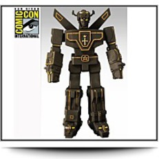 2009 Sdcc Comic Con Exclusive Voltron