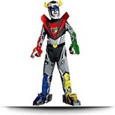 Buy Now Boys Deluxe Voltron Force Voltron Costume