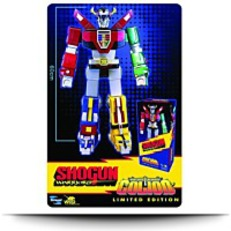 Shogun Warriors Golion Action Figure
