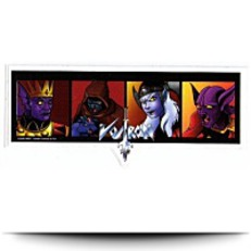 Save Voltron Bad Guys Sticker