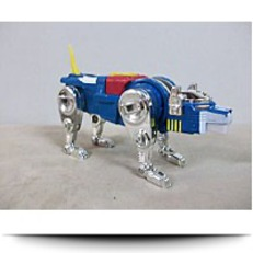 Save Voltron Blue Lion 1981 Vintage Action