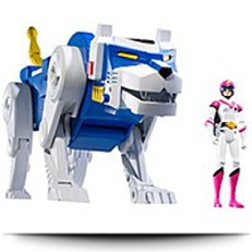 Voltron Classics Club Lion Force Blue