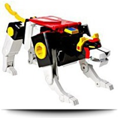 Voltron Club Lion Force Exclusive Action