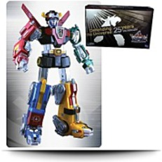 Save Voltron Defender Of The Universe Metallic
