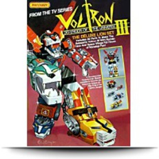 Voltron Defenders Of The Universe Deluxe
