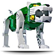 Voltron Exclusive Action Figure Green