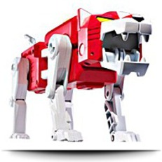 Voltron Exclusive Action Figure Red Lion