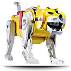 Voltron Exclusive Action Figure Yellow