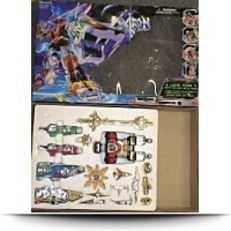 Buy Now Voltron Loose And Complete