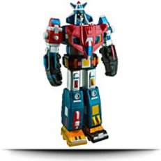 Voltron Robot Vinyl Collection Volume
