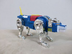 voltron blue lion vintage action figure