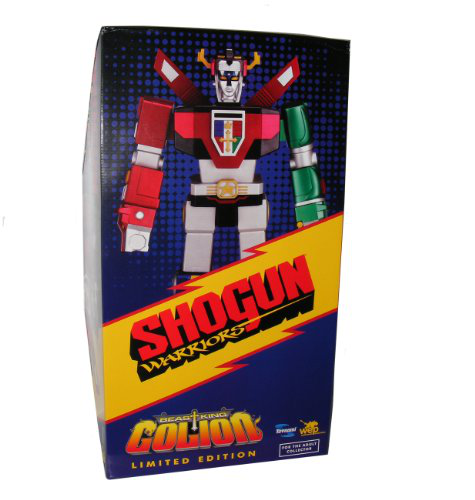 Shogun Warriors Jumbo Collection Golion