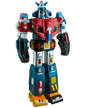 Toynami Voltron Robot Vinyl Collection Volume 3 - Vehicle Voltron