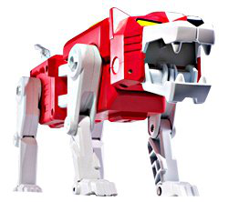 Mattel Voltron Exclusive Action Figure Red Lion