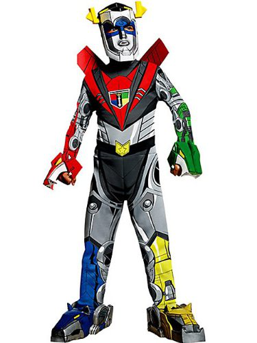 Boys Deluxe Voltron Force Voltron Costume