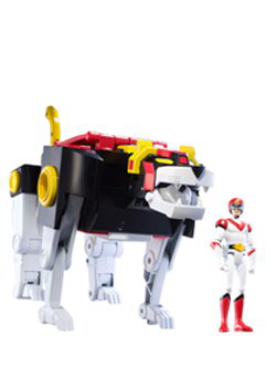 Voltron Classics Black Lion And Keith
