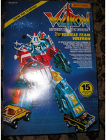 Voltron Defender Of The Universe Vehicle